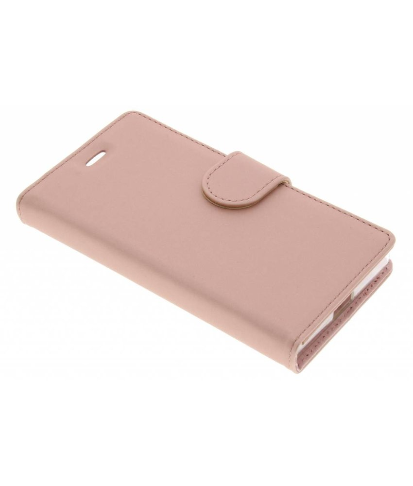 Accezz Wallet Softcase Booktype Sony Xperia X Compact
