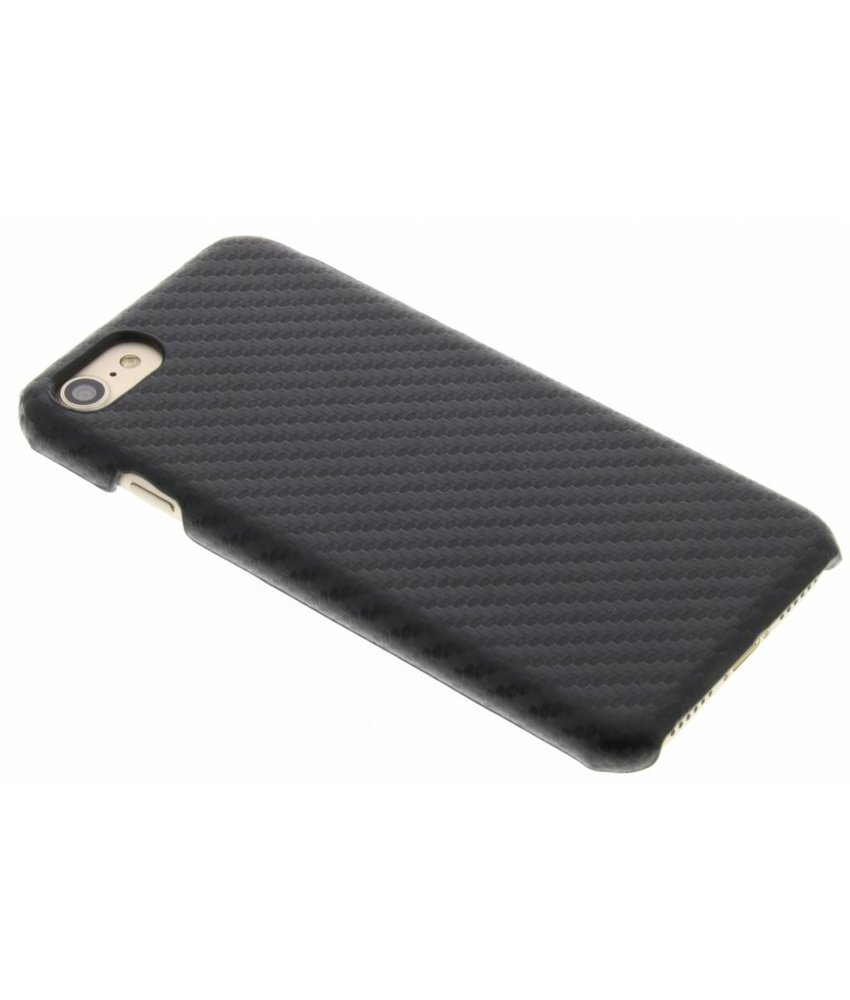 Carbon Hardcase Backcover iPhone 8 / 7