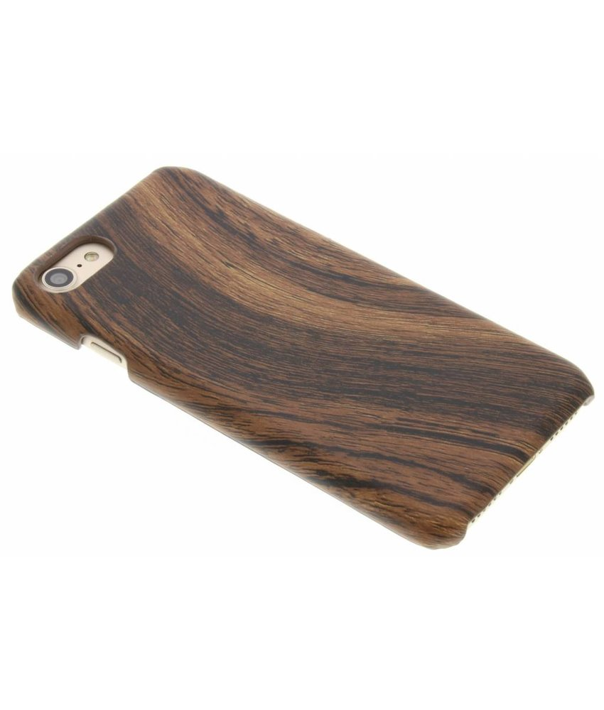 Hout Design Backcover iPhone 8 / 7