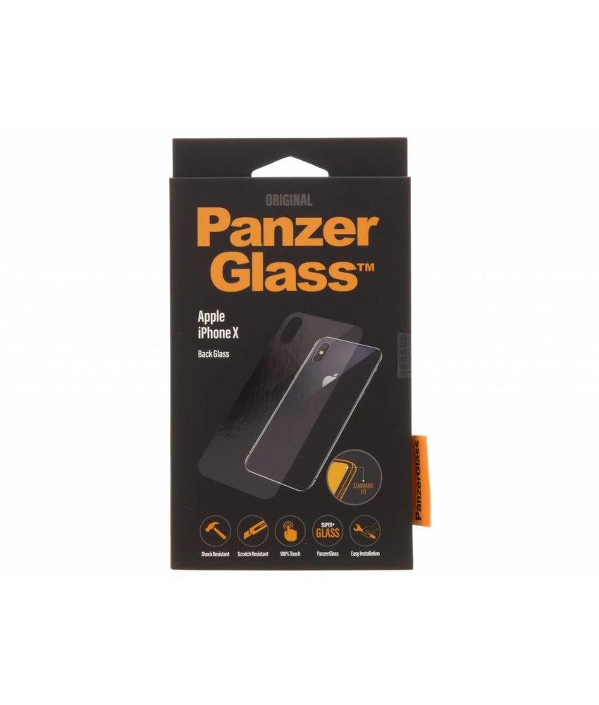 PanzerGlass Backside Glass iPhone X / Xs