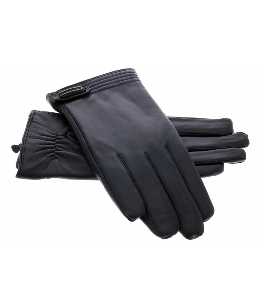 iMoshion Echt lederen touchscreen handschoen - Maat XL