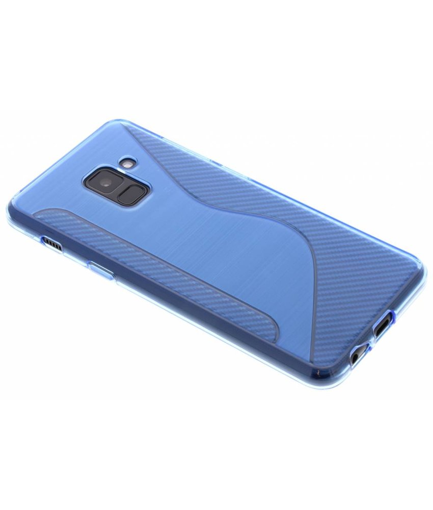 S-line Backcover Samsung Galaxy A8 (2018)