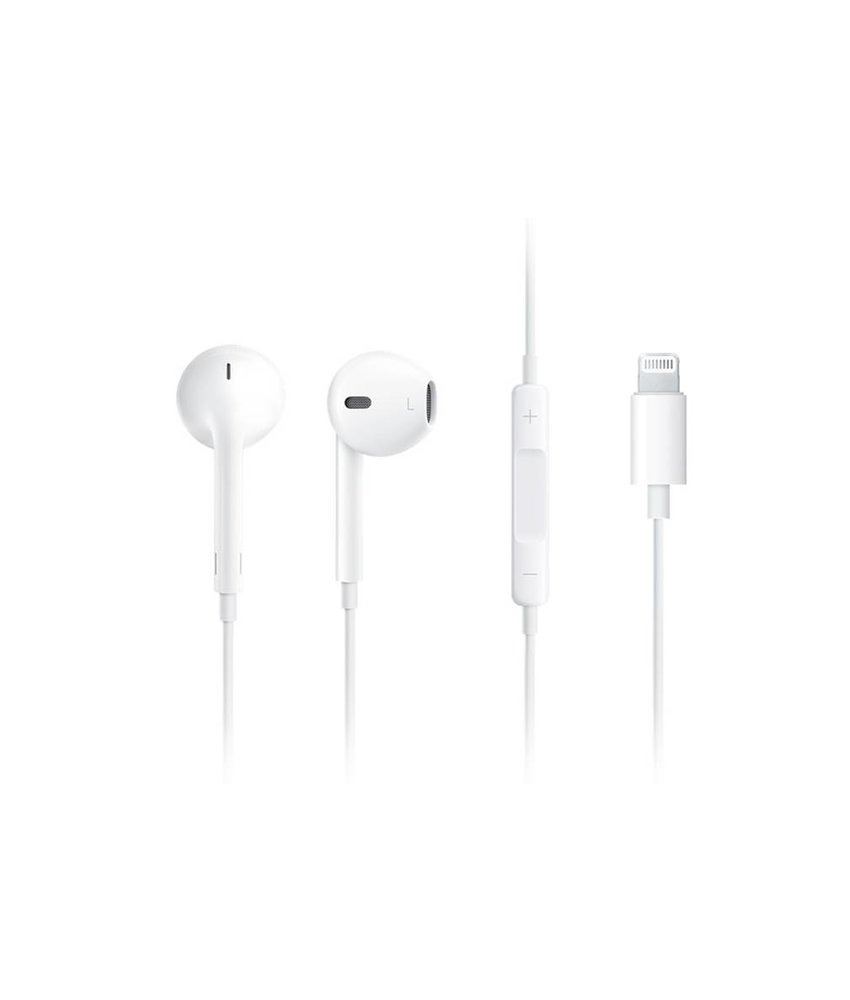 Apple EarPods Lightning aansluiting