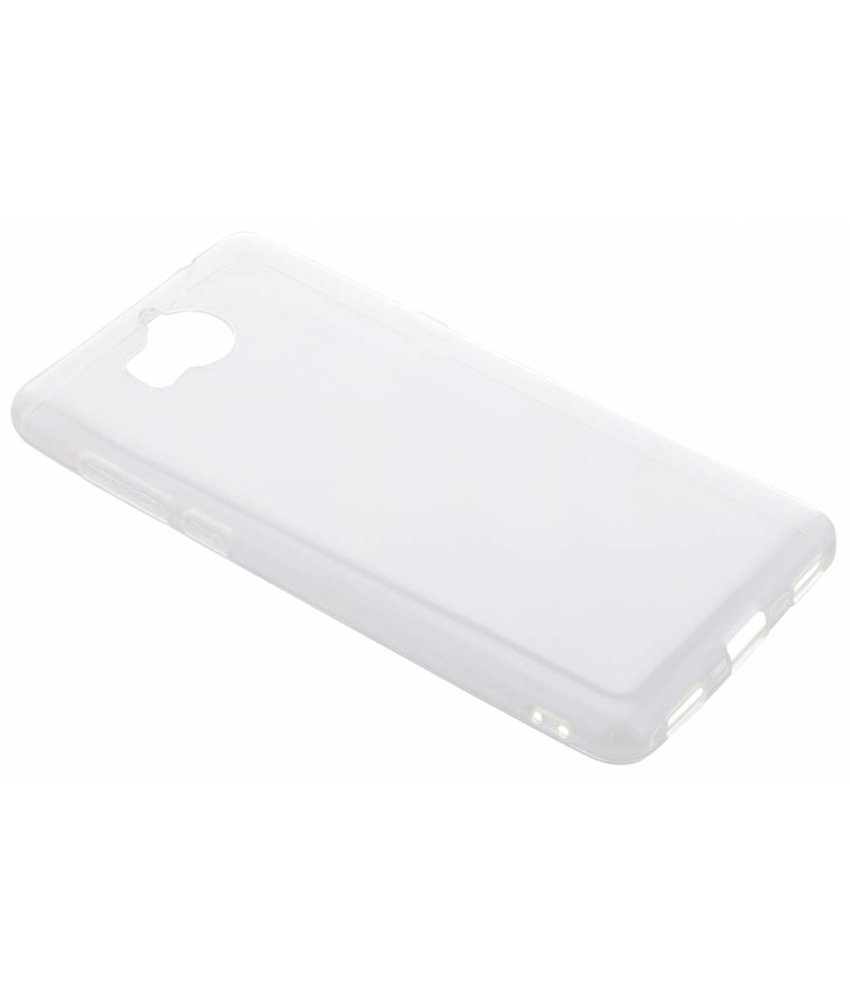 Ultra Thin Transparant Backcover Huawei Y6 (2017)