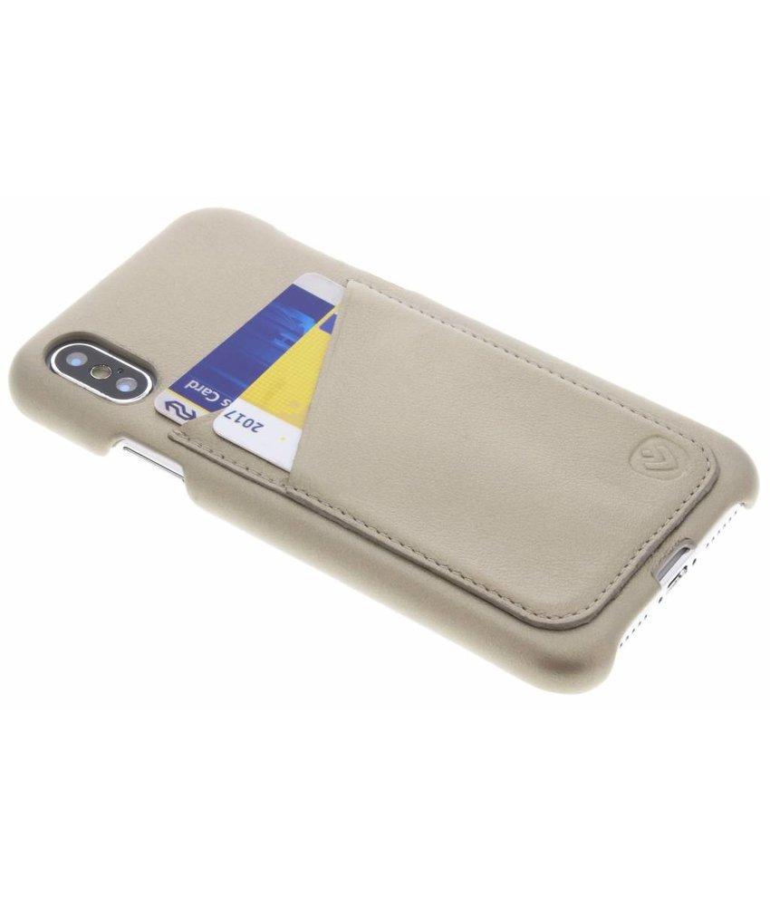 Valenta Premium Backcover iPhone X / Xs