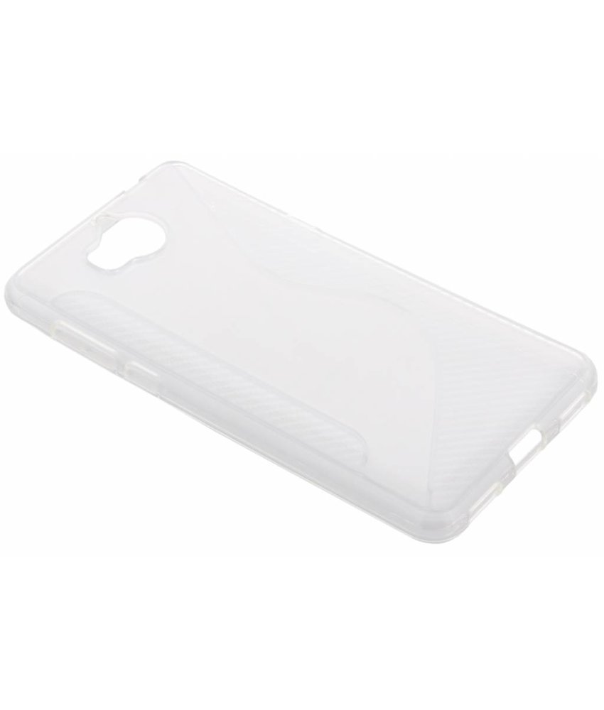 S-line Backcover Huawei Y6 (2017)