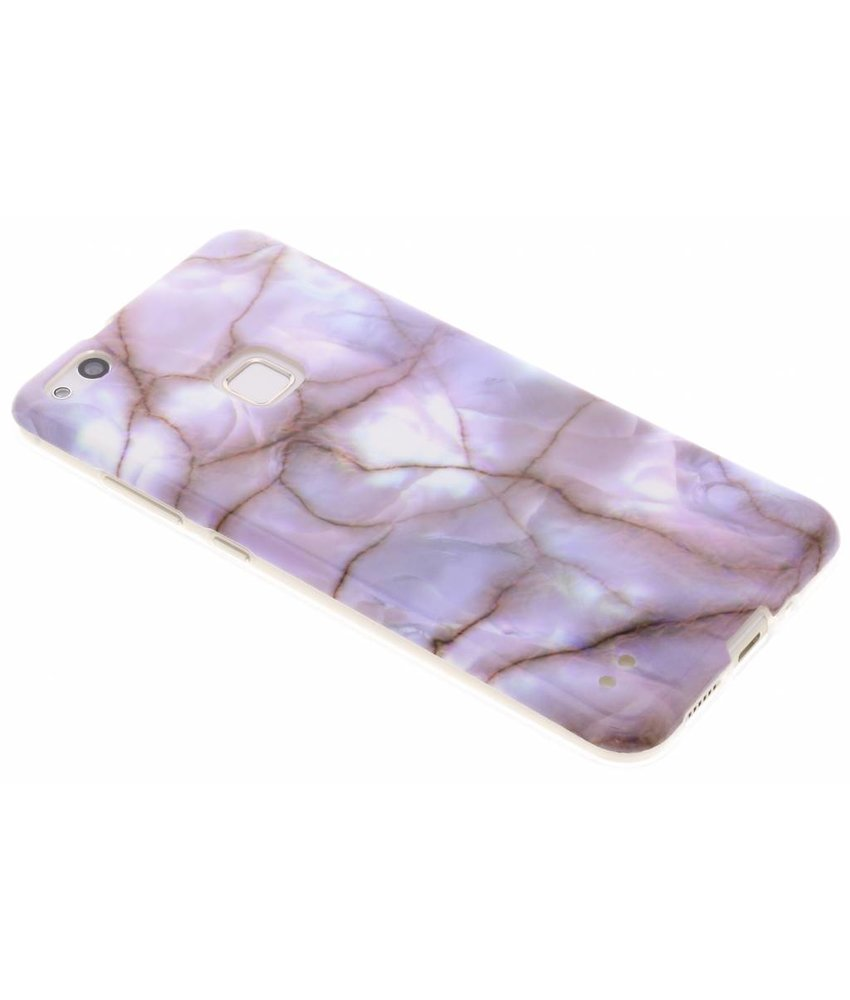 Marmer Softcase Backcover Huawei P10 Lite