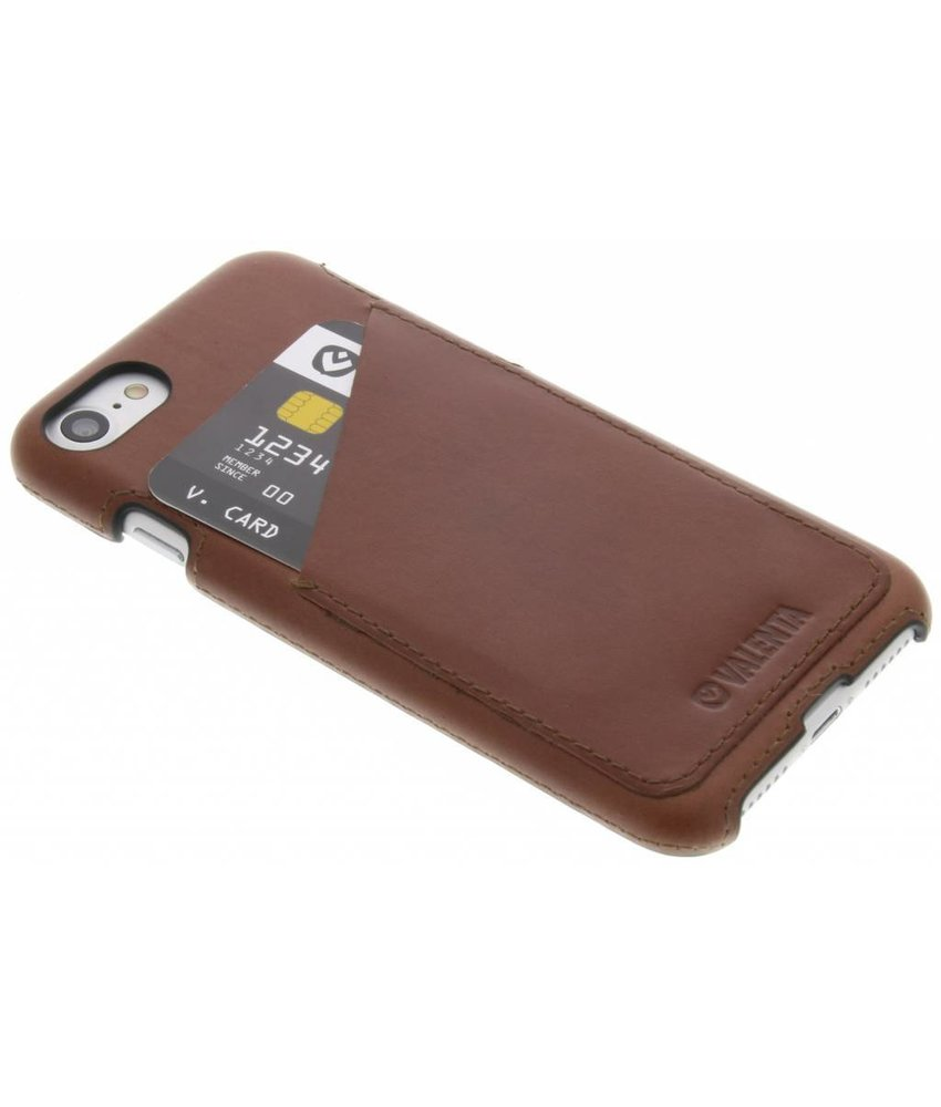 Valenta Classic Luxe Backcover iPhone 8 / 7