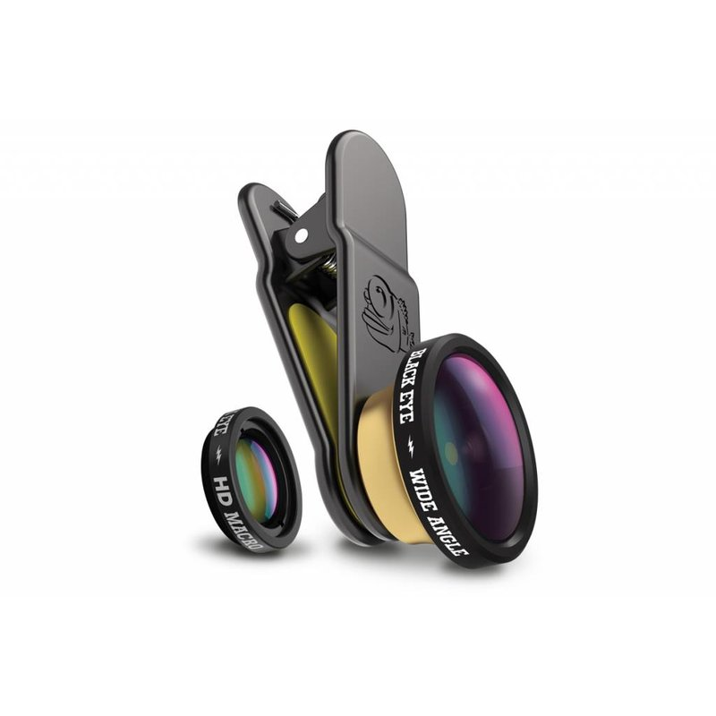 Black Eye HD Combo Smartphone Lens