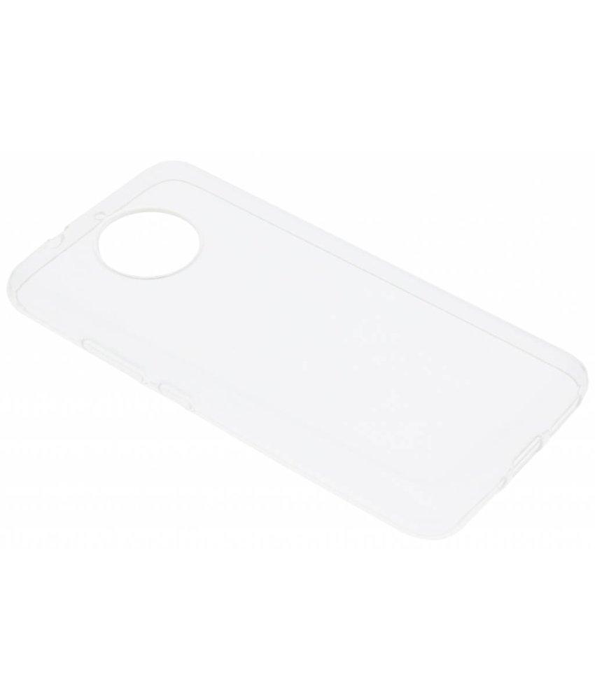 Ultra Thin Transparant Backcover Motorola Moto G5S