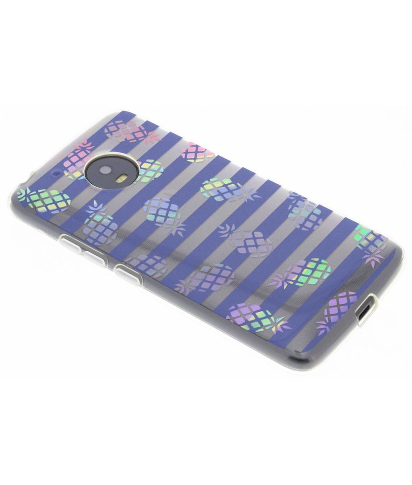 Holographic Design Backcover Motorola Moto G5
