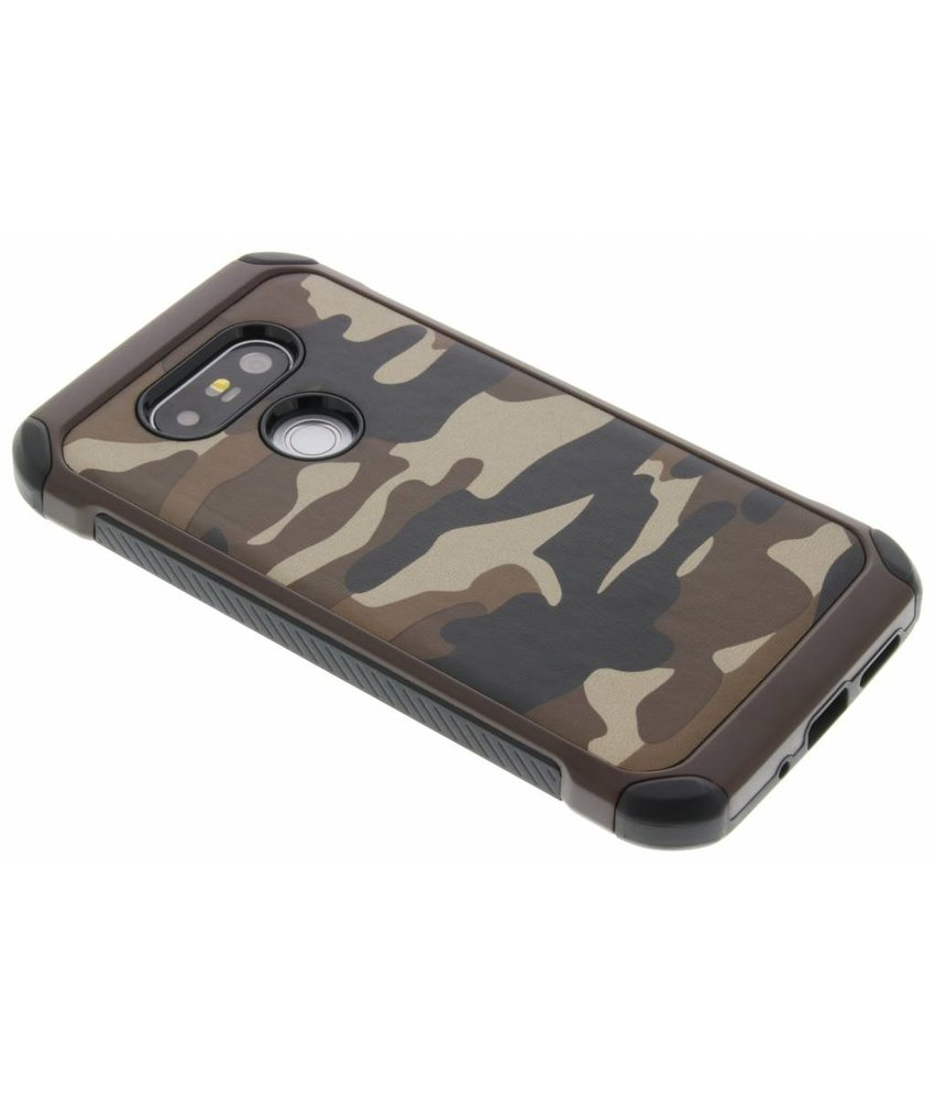 Army Defender Backcover LG G5 (SE)