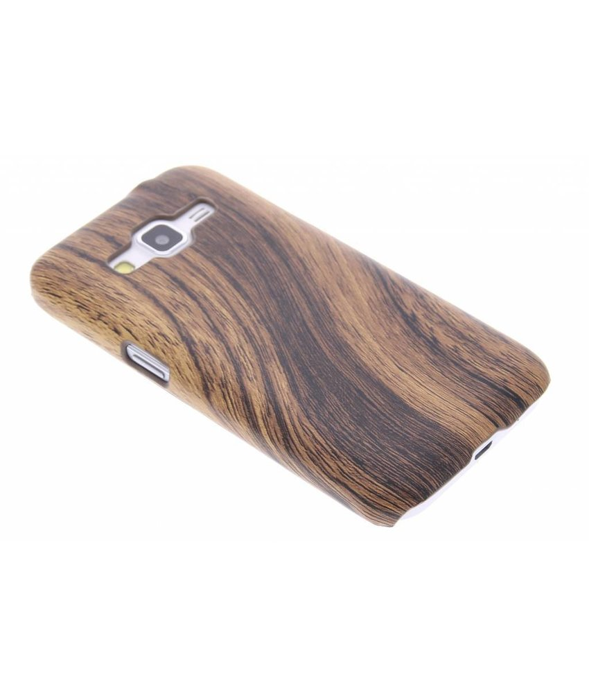 Hout Design Backcover Samsung Galaxy Core Prime