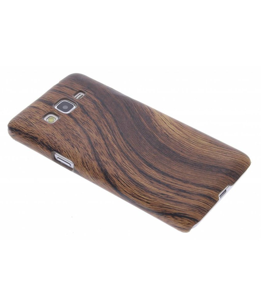 Hout Design Backcover Samsung Galaxy Grand Prime