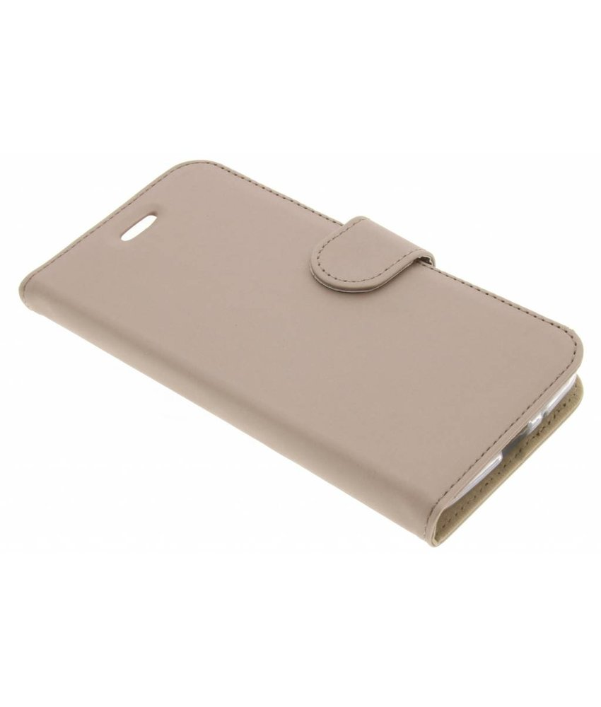 Accezz Wallet TPU Booklet Motorola Moto E4