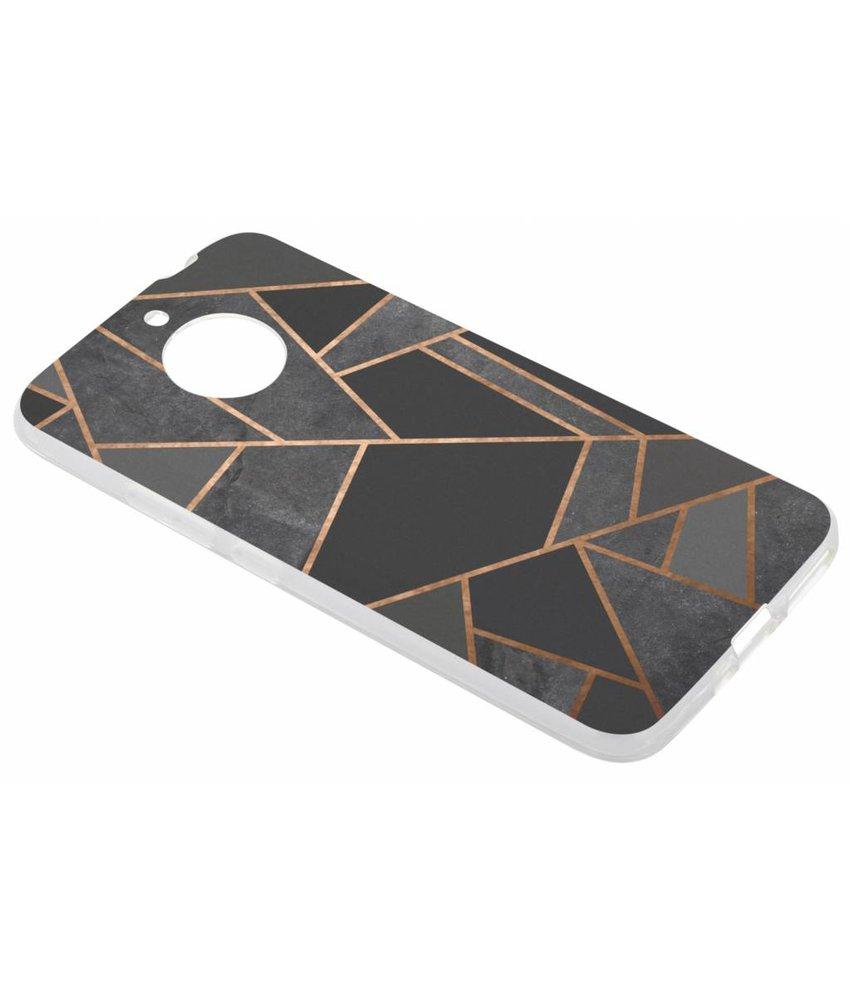 Design TPU hoesje Motorola Moto E4 Plus