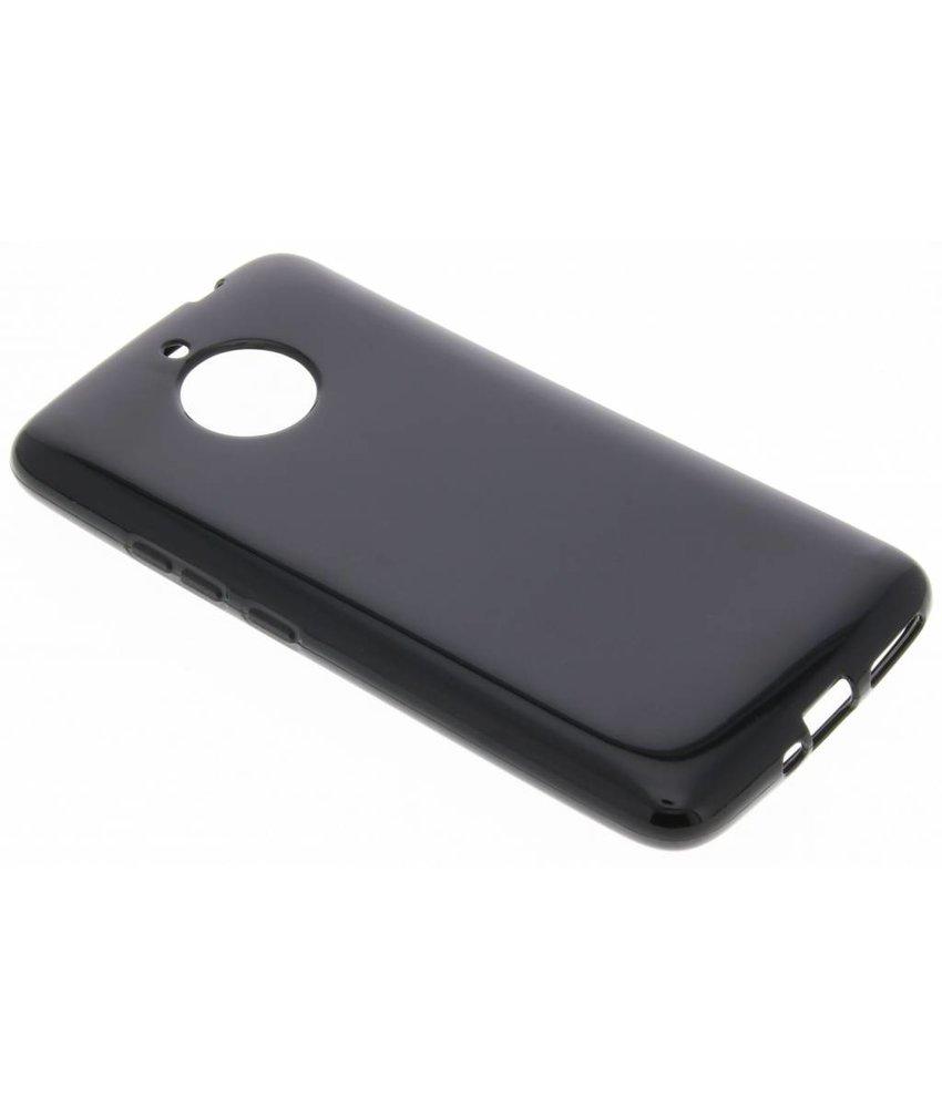 Zwart gel case Motorola Moto E4 Plus
