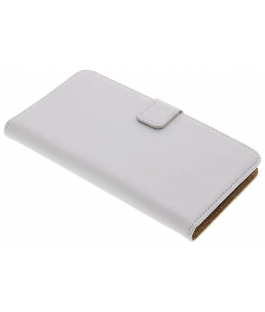 Selencia Zilver Luxe Book Case Motorola Moto E4 Plus