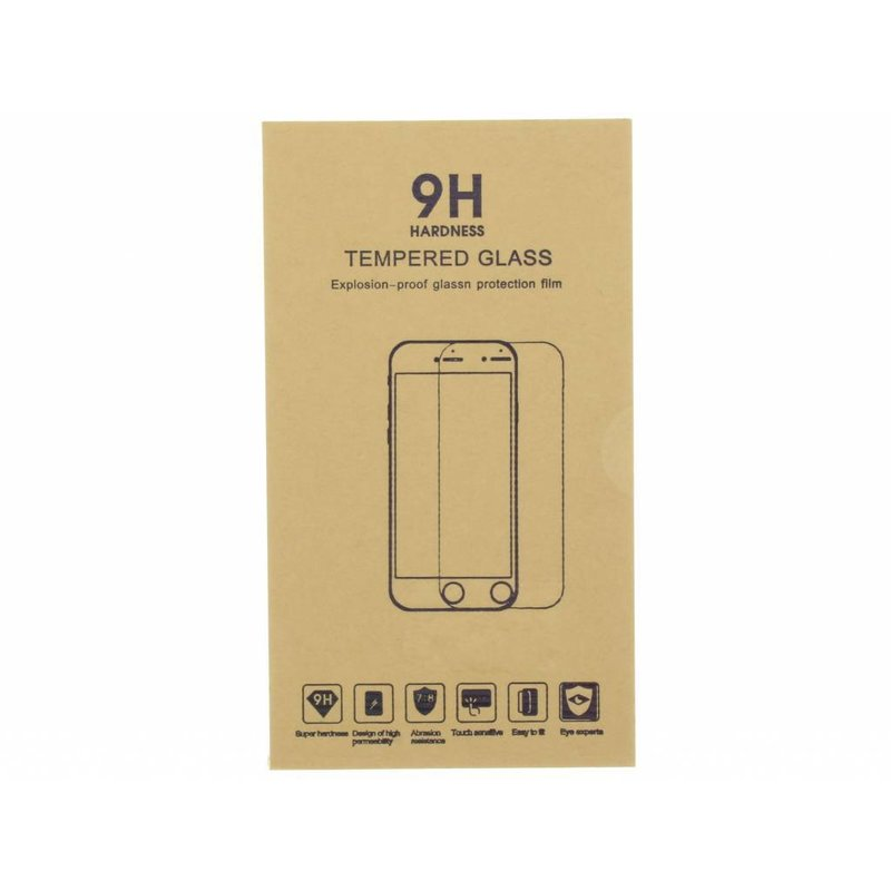 Gehard Glas Edge to Edge Screenprotector Galaxy S6 Edge Plus