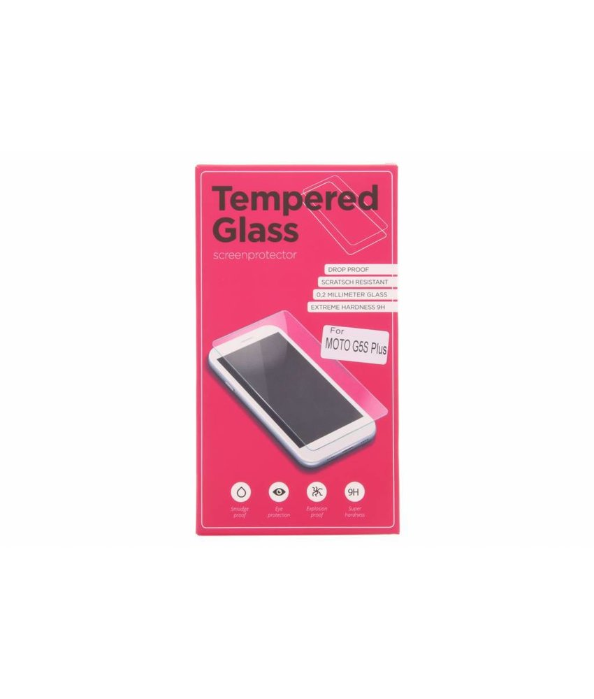 Gehard Glas Pro Screenprotector Motorola Moto G5S Plus