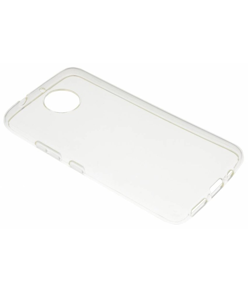 Softcase Backcover Motorola Moto G5S Plus