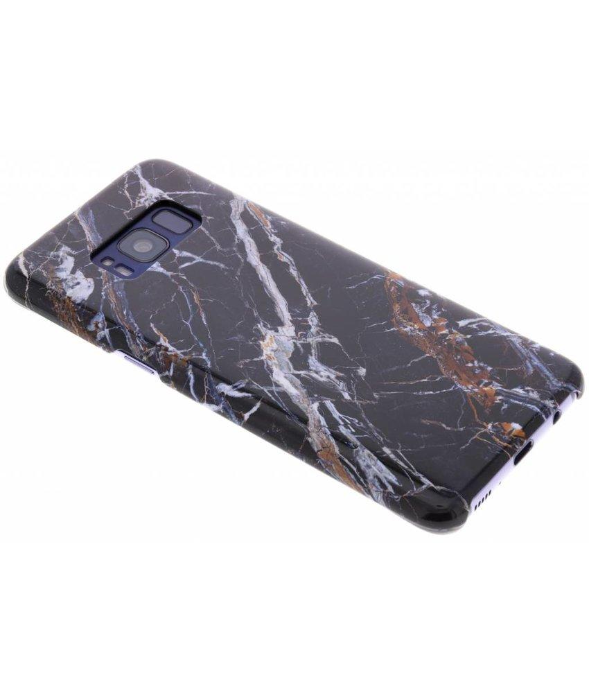 Selencia Black Marble Passion Hard Case Samsung Galaxy S8