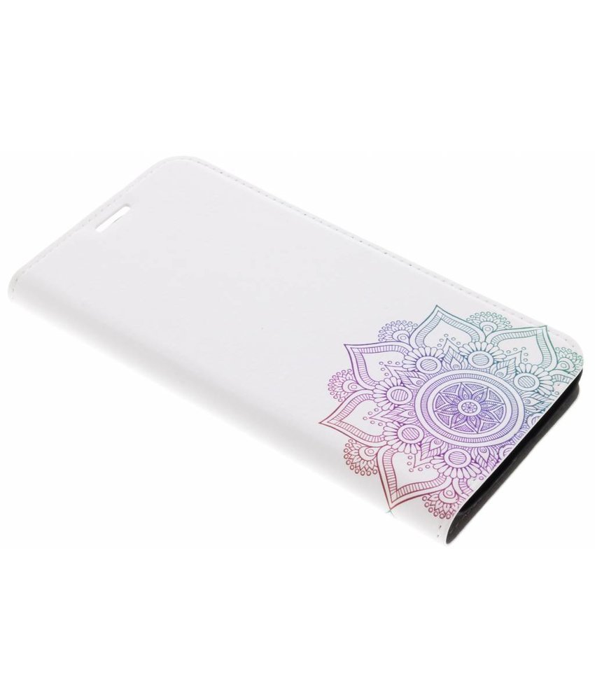 Design Hardcase Booktype Motorola Moto G5S Plus
