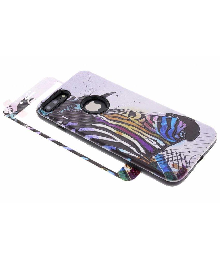 360° Design Backcover iPhone 8 Plus / 7 Plus