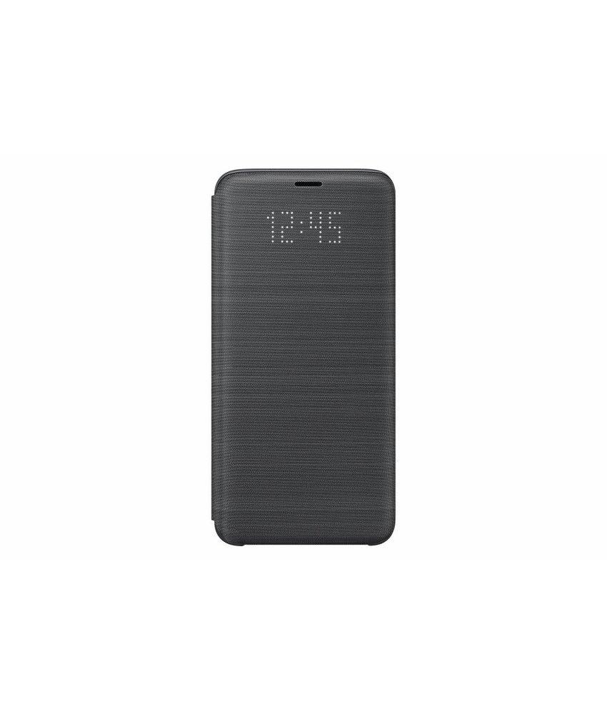 Samsung Zwart originele LED View Cover Galaxy S9