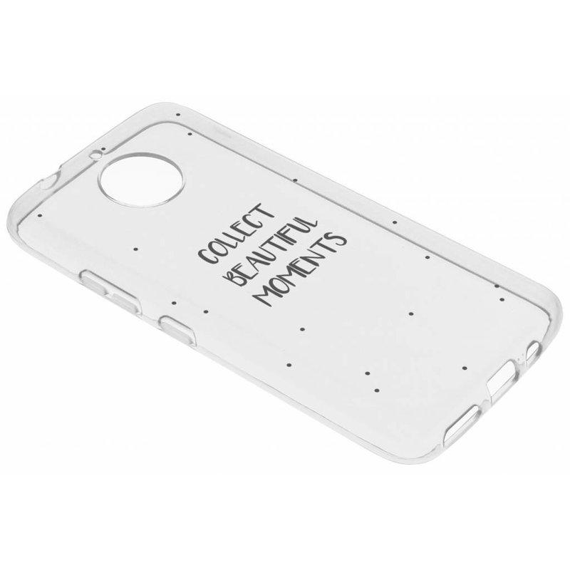 Design Backcover Motorola Moto G5S Plus