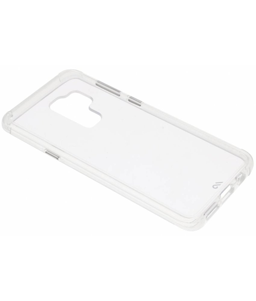 Case-Mate Tough Clear Backcover Samsung Galaxy S9 Plus