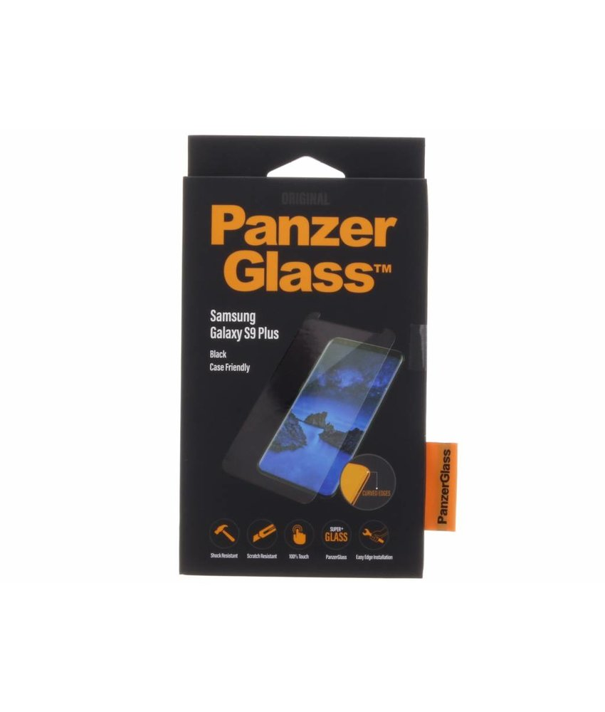 PanzerGlass Premium Screenprotector Samsung Galaxy S9 Plus