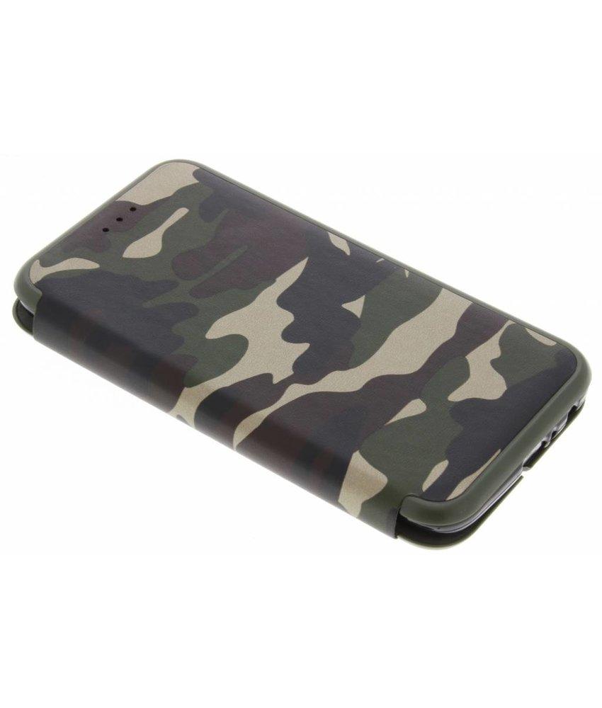 Army Slim Folio Booktype Motorola Moto G5 Plus