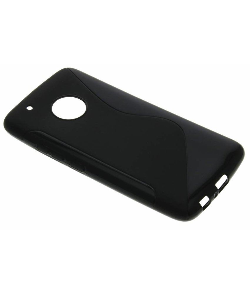 S-line Backcover Motorola Moto G5 Plus
