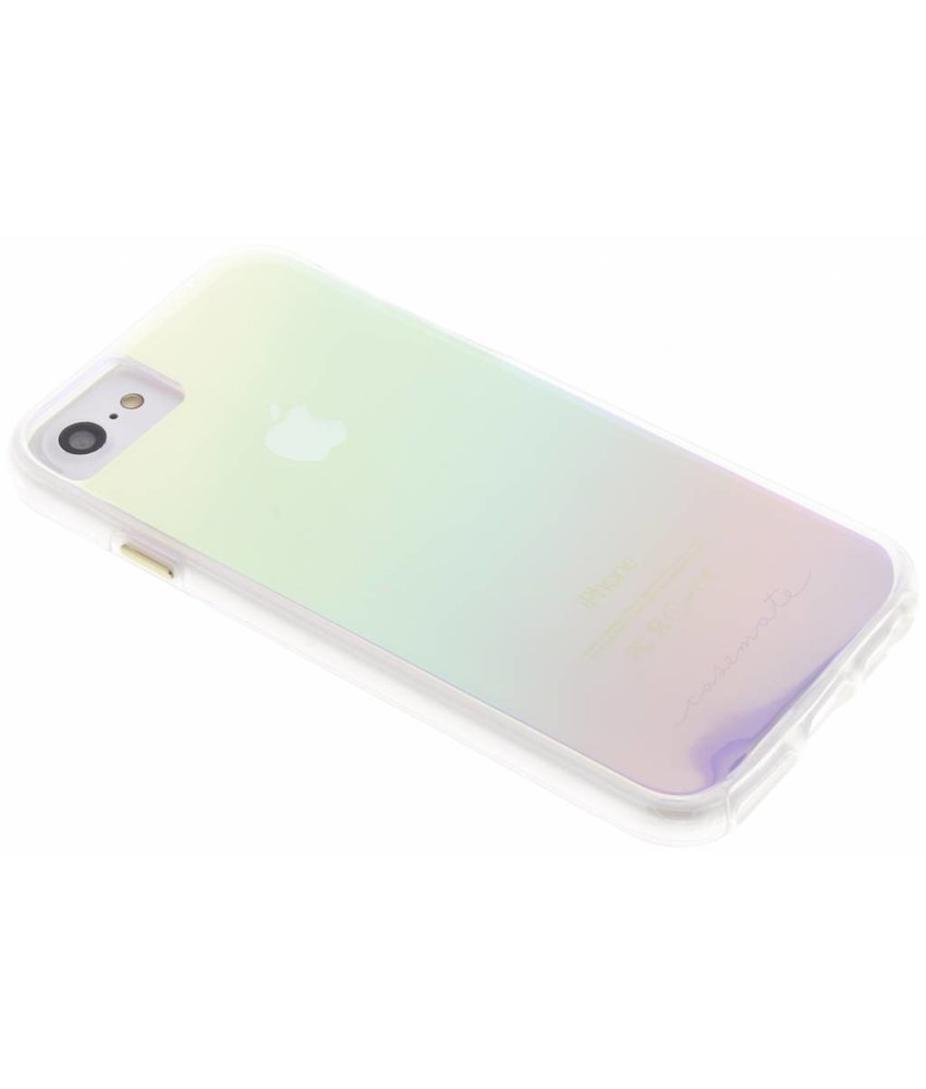 Case-Mate Iridescent Naked Tough Backcover iPhone 8 / 7 / 6s / 6