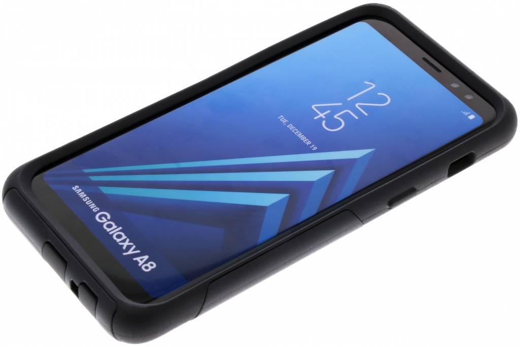 online store 2f54d 3112b OtterBox Commuter Backcover voor Samsung Galaxy A8 (2018) - Zwart