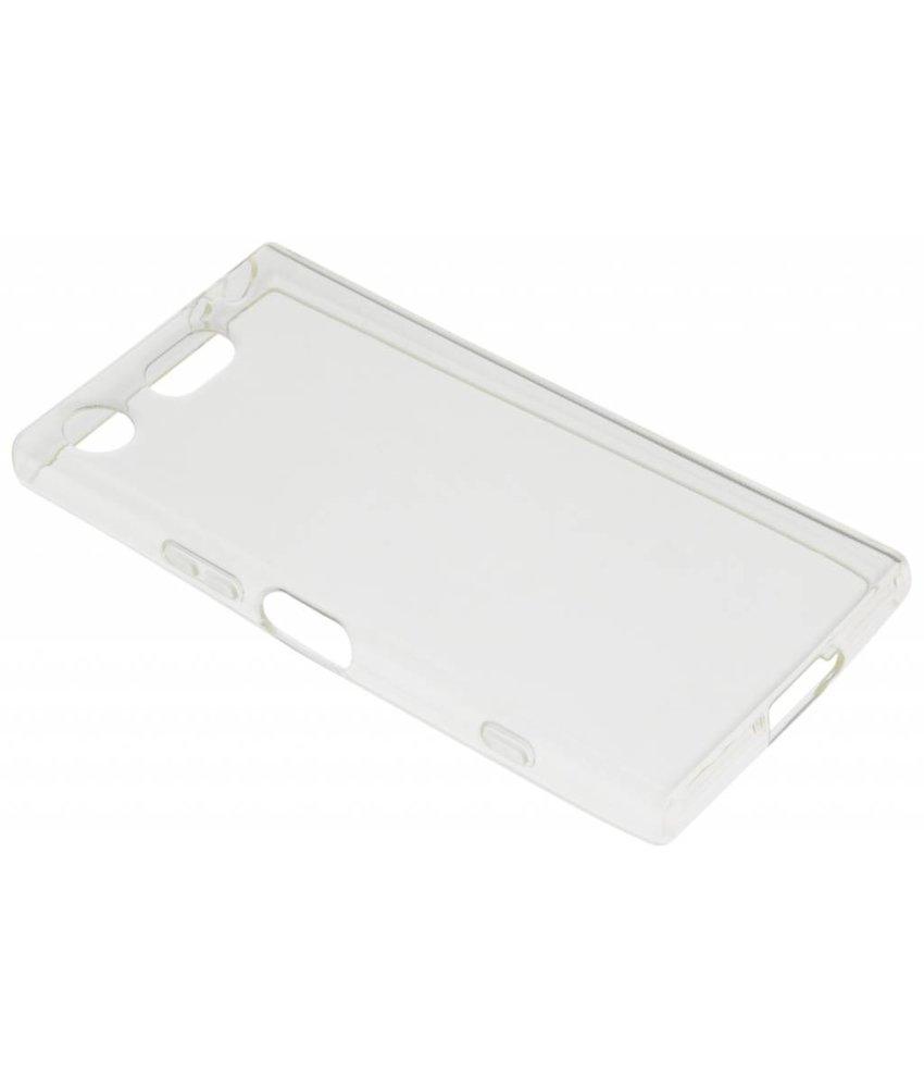 Softcase Backcover Sony Xperia XZ1 Compact
