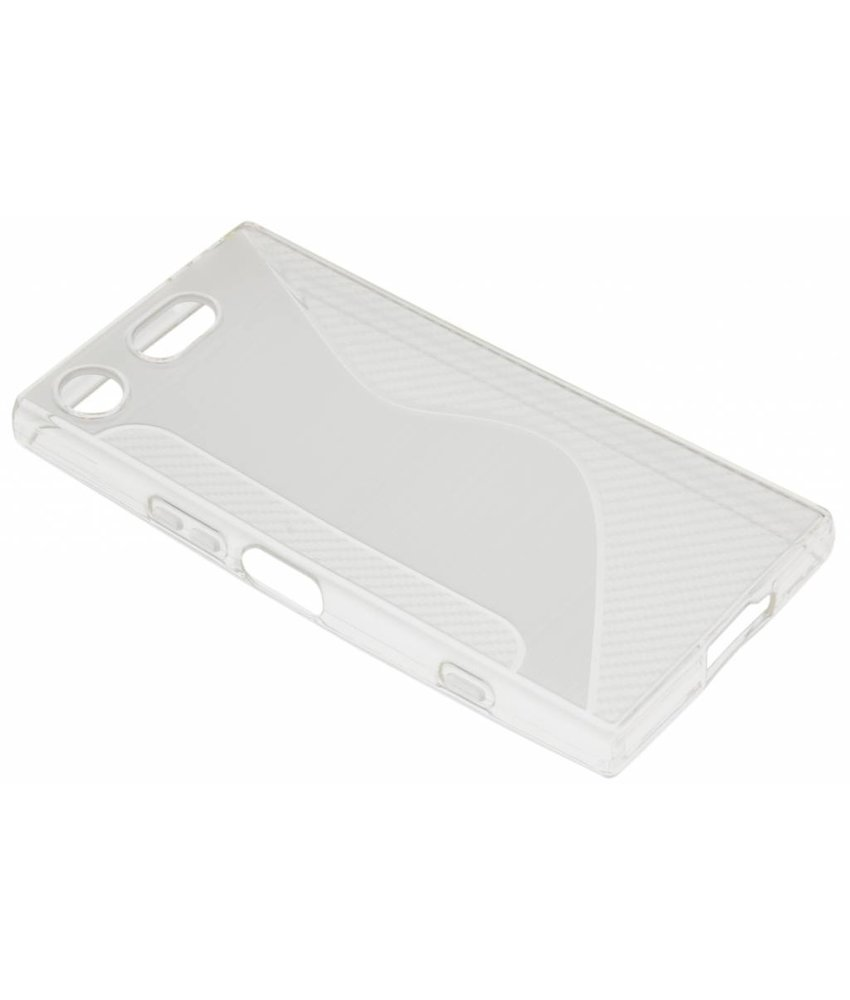 S-line Backcover Sony Xperia XZ1 Compact