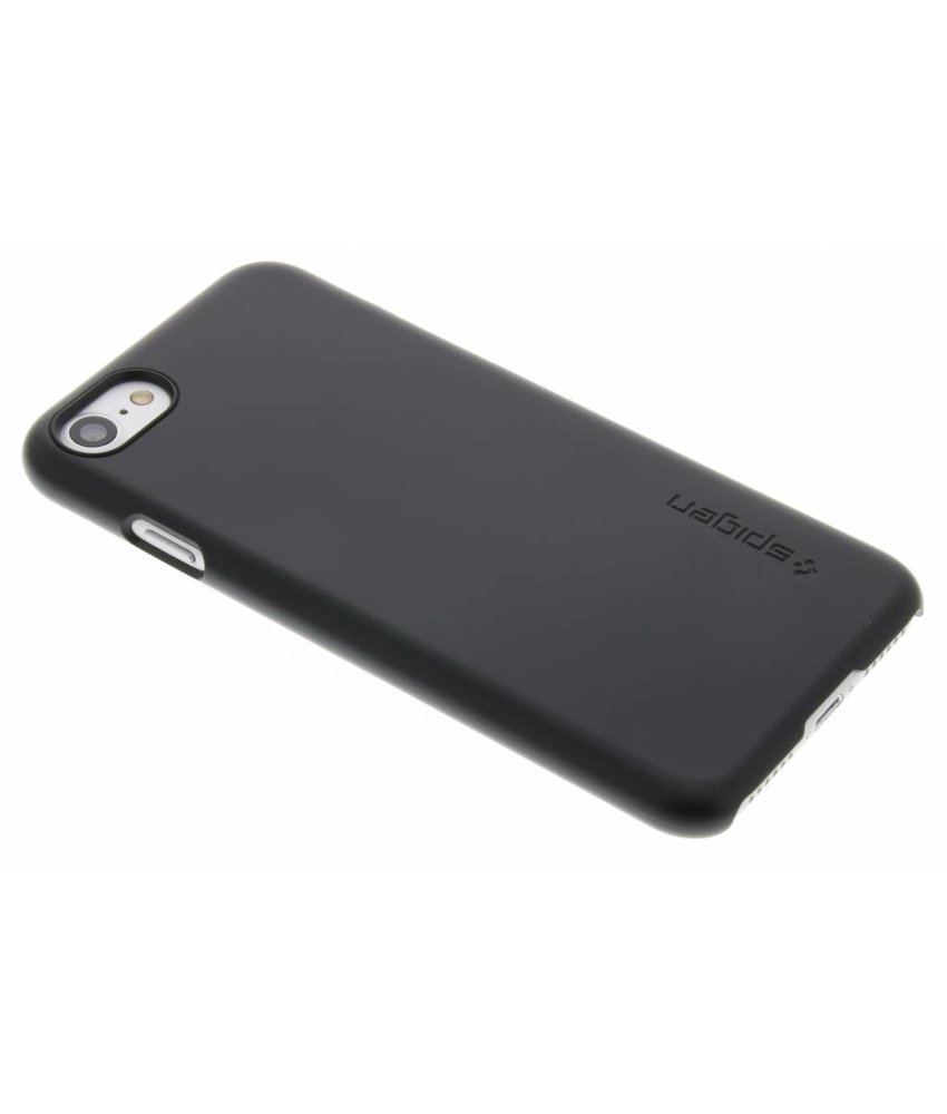 Spigen Zwart Thin Fit Hardcase iPhone 8 / 7