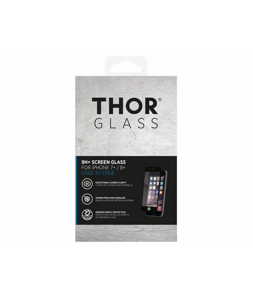 THOR Case-Fit Screenprotector iPhone 8 Plus / 7 Plus