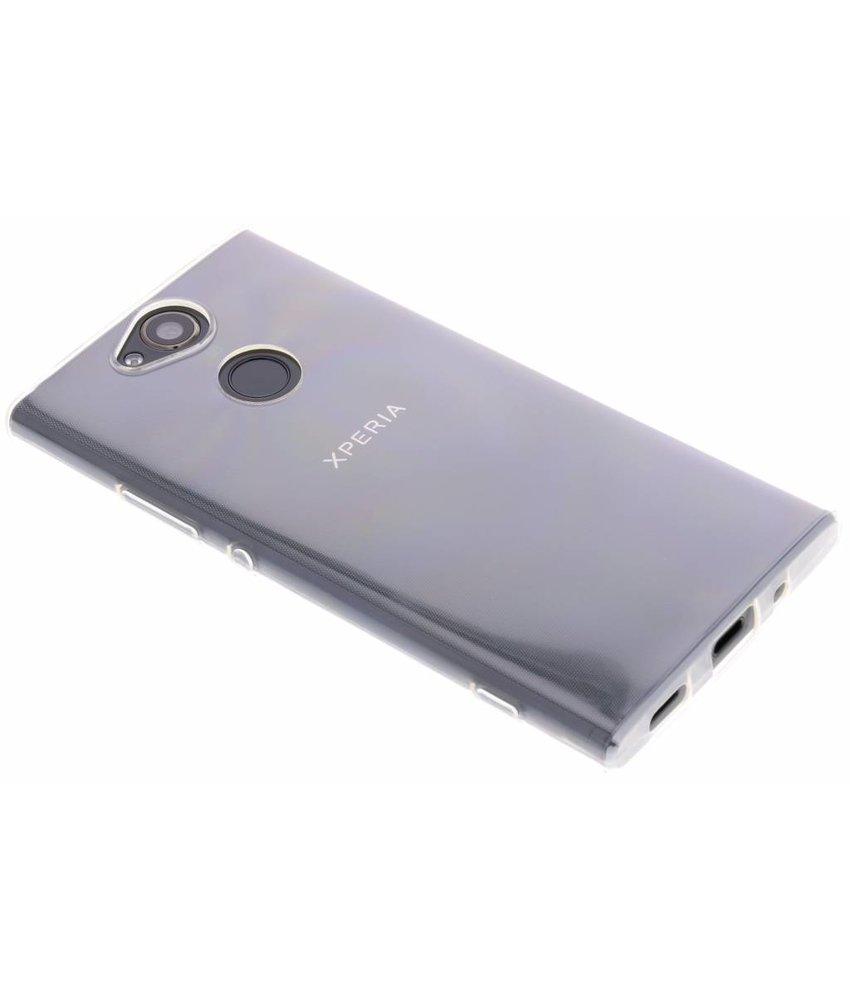 Ultra Thin Transparant Backcover Sony Xperia XA2