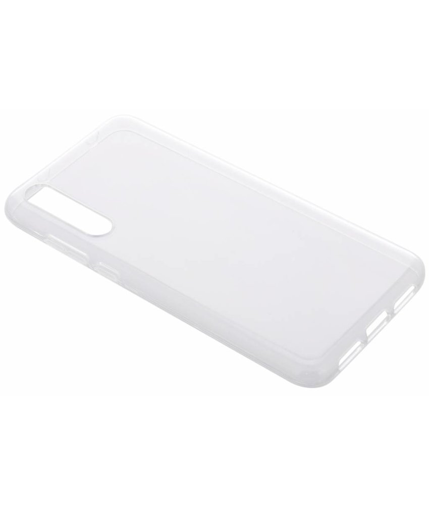 Softcase Backcover Huawei P20 Pro