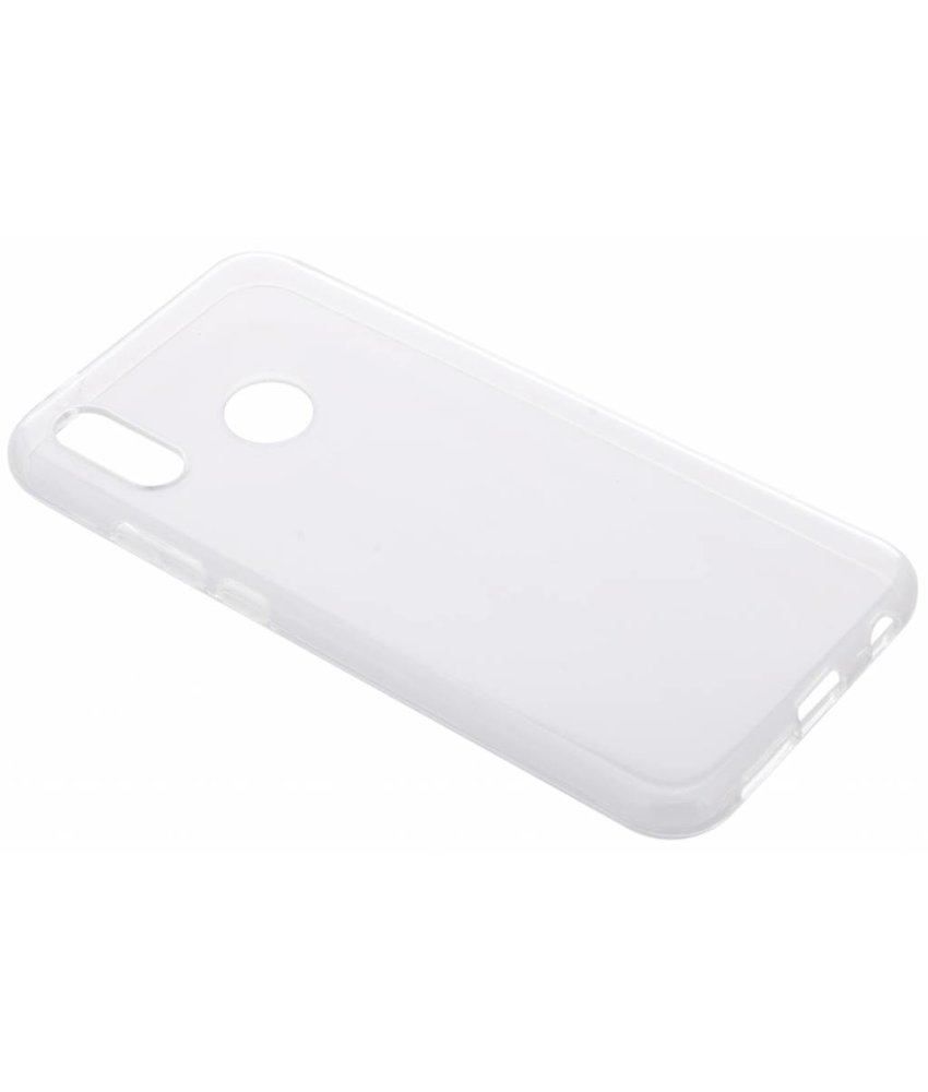 Softcase Backcover Huawei P20 Lite