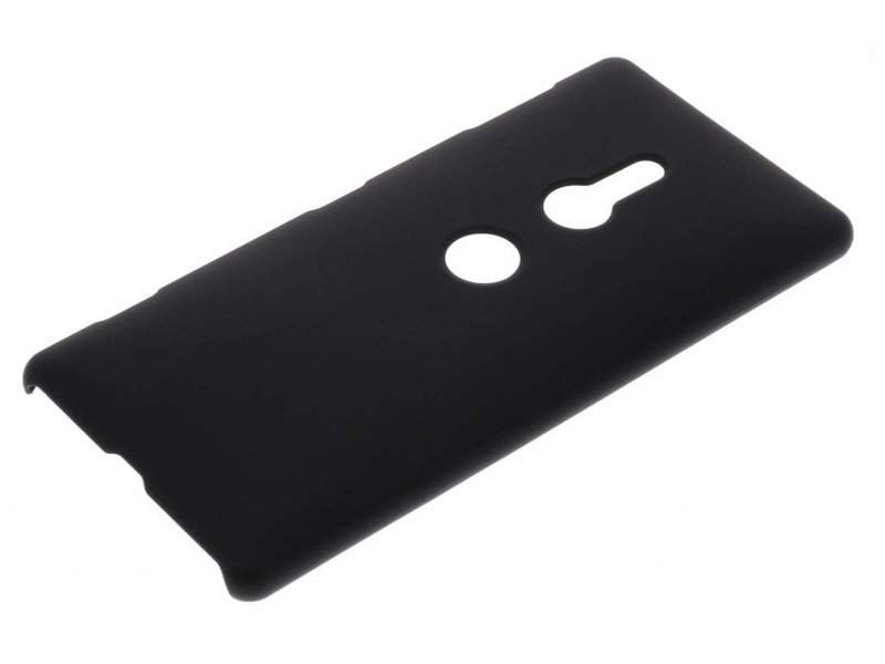 Sony Xperia XZ2 hoesje - Effen Backcover voor Sony