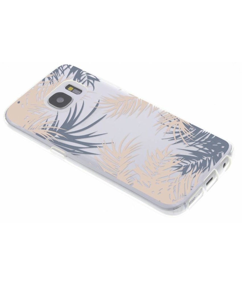 Delicate design siliconen hoesje Samsung Galaxy S7