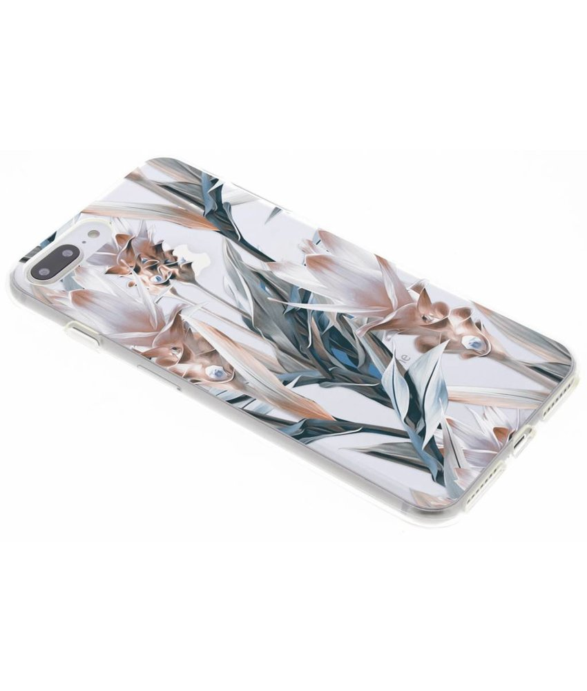 Delicate design siliconen hoesje iPhone 8 Plus / 7 Plus
