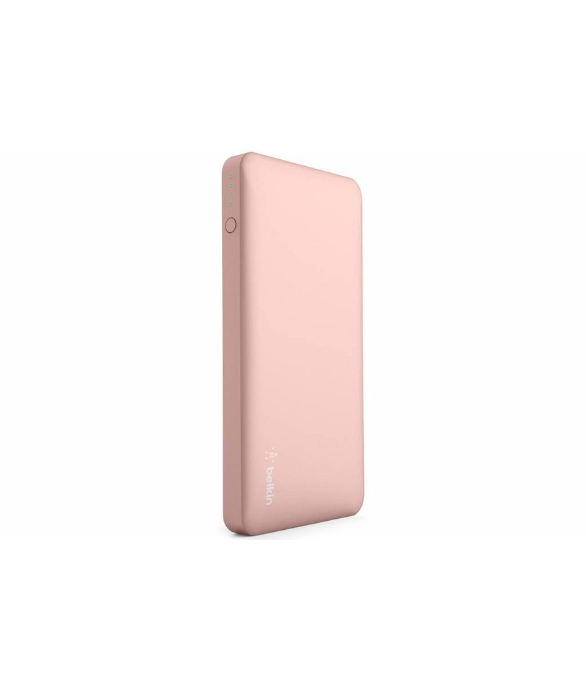 Belkin Pocket Powerbank 10.000 mAh - Rosé Goud