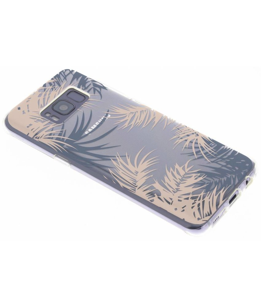 Delicate design siliconen hoesje Samsung Galaxy S8