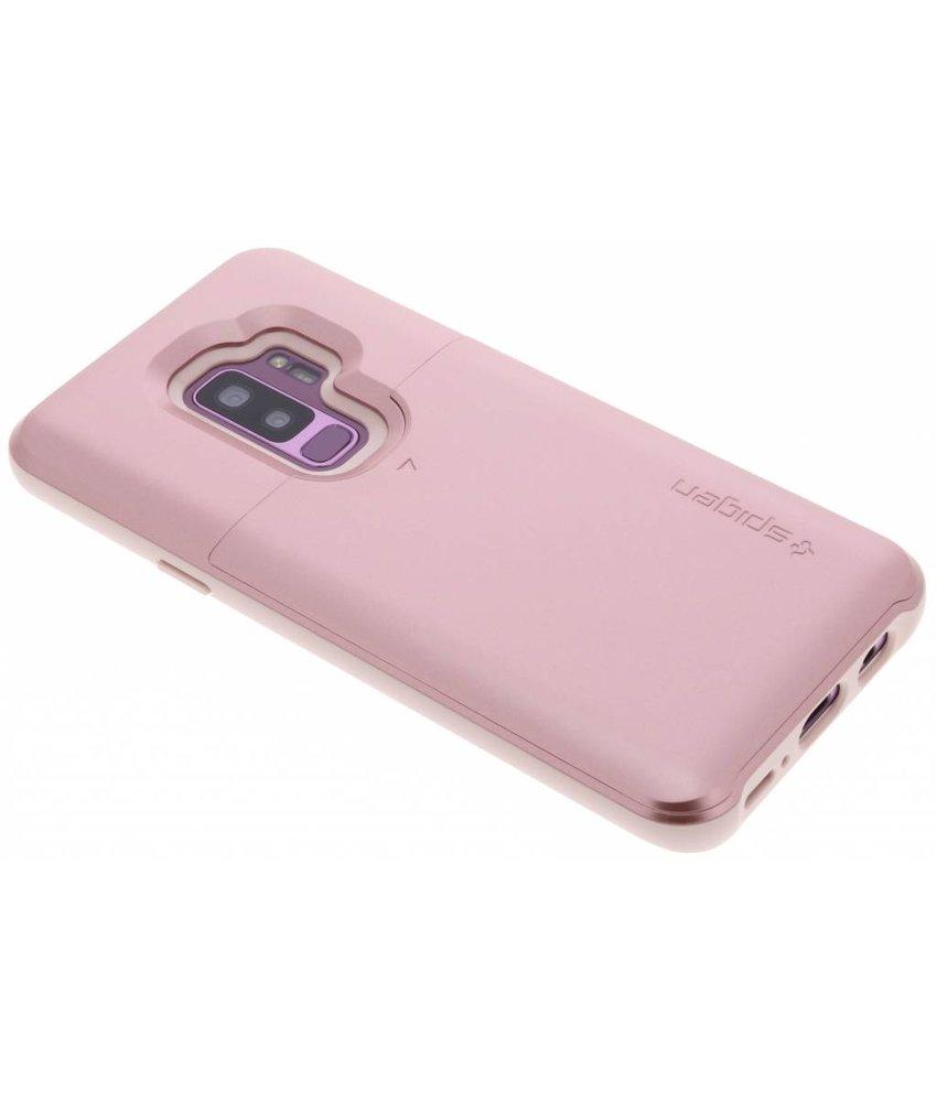 Spigen Slim Armor CS Backcover Samsung Galaxy S9 Plus