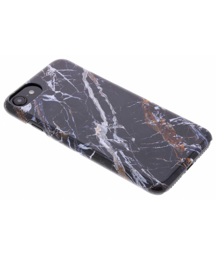 Selencia Black Marble Passion Hard Case iPhone 8 / 7 / 6 / 6s